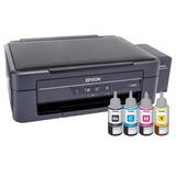 Impresora Epson L380 Sistema Continuo Multifunción Envío Gts
