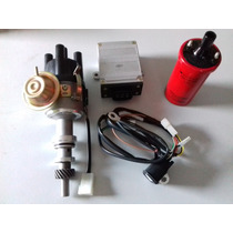 Kit Ignição Eletronica Jeep / F100 / Maverick / Rural - 4cc
