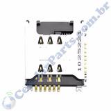 Conector Sim Card + Sd Lg Gd330 Original