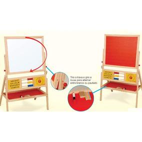 Lousa Infantil Quadro Educativo Brinquedo * Promoção*