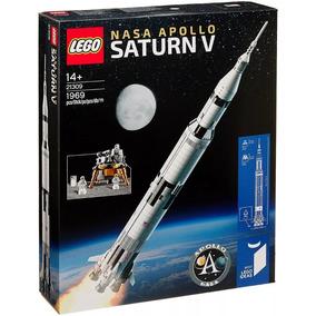 Lego Nasa Apollo Saturn V 21309 - Pronta Entrega