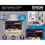 Multifuncion Epson Xp-201 Sistema Continuo Wifi Garantia!