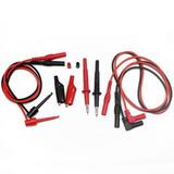 Aidetek Cables De Prueba Para Tester Multímetro Fluke...
