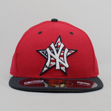 Boné New Era 59fifty New York Yankees Vermelho