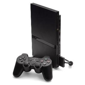Playstation 2 Desbloqueado+1controle+3jogos