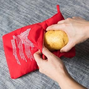 Bolsa Para Cocción En Microondas Potato Express
