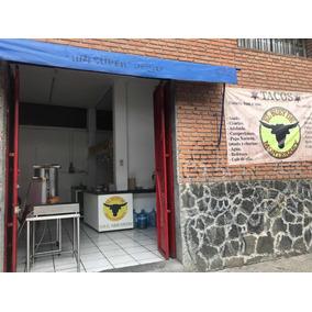 Se Traspasa Taqueria (exelente Ubicacion)