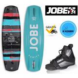 Tabla De Wakeboard Jobe Vanity C/ Botas - Alaguaman Nautica