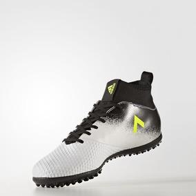 Zapatillas Adidas Ace 17.3 Hombre Futbol Blanca - Zapatillas en ... 326ff2293de9d