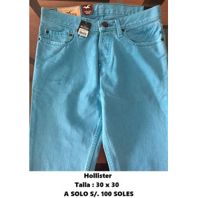 Hollister : Jeans 100% Originales