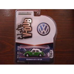 Greenlight Club V-dub Volkswagen Beetle Taxi Cab
