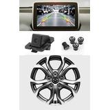 Camara De Reversa Mazda + Tapones De Valvula Gratis