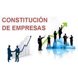 Constitución De Empresa - Compañía - Licencia De Licores