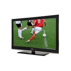 Tv Cce Stile D37 Com A Tela Branca