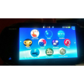 Ps Vita Semi Novo Zerado