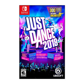 Video Juego Switch Just Dance 2018