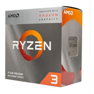 Micro Procesador Amd Ryzen 3 3200g 4.0ghz Am4 Rx Vega