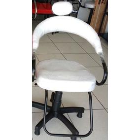 Cadeira Para Salão Cabeleireiro Varias Cores