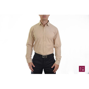 Camisa Social Masculina - Slim Fit - Marca: Watkins & Krown