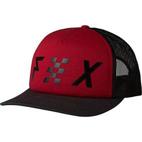 Fox Racing Womens Avowed Camionero Ajustable Sombreros Un T