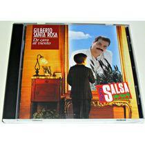 Cd Gilberto Santa Rosa / De Cara Al Viento