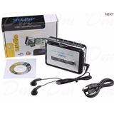 Convertidor Cassette A Mp3 Digital