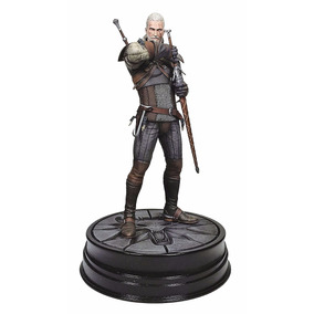 Figure Action Geralt De Rivia The Witcher Pronta Entrega