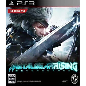 Metal Gear Rising: Revengeance Ps3 Digital