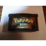 Pokemon Rubi Version - Gba (alternativo) Mp - Envios - Canje