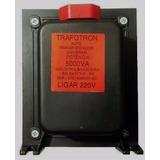 Auto Transformador De Voltagem 5000va 3500 Wtts 110v E 220v