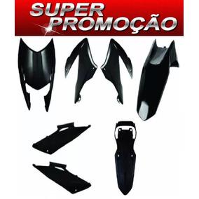 Kit Carenagem Completa Bross 150 Preto 2009/2011 Sportive