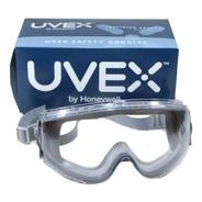 Gafa Goggle De Seguridad Stealth Claro S3960hs Uvex (pieza)