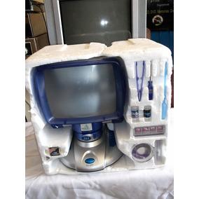 Videoscopio Educakit Completo Microscopio Con Pantalla