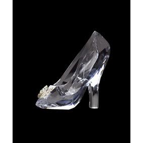 Sapato Cristal Cinderela 15 Anos Para Decoração E Presentes