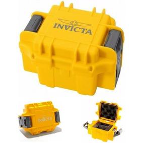 Maleta Invicta Collector P/1 Rel. Ipm10 (caixa- Slot - Tank)
