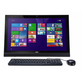 All In One Touch Semi-nueva Acer Pc