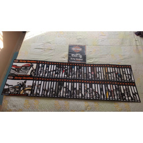 Revistas Dos Fascículos Coleção Da Harley Davdison Fat Boy