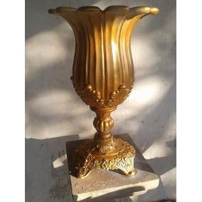 Taça Lirio 60cm Lote 4 Peças- Fibra De Vidro