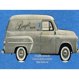 Emblema Lateral Nuevo Dodge Fargo Panel Años 1956 A 1964