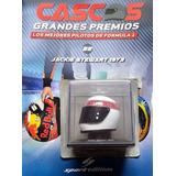 Colección Cascos Grandes Premios Fasiculo 22 - Stewart