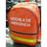 Mochila De Emergencia Con Equipamiento !!!!!!