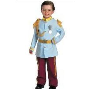 Disfraz De Principe O Principe Cenicienta
