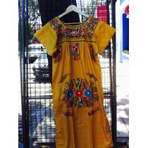 Vestido Mexicano Bordado