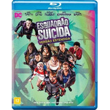 Esquadrao Suicida (blu-ray)
