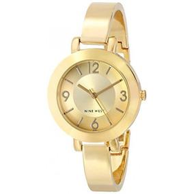 Reloj Nine West Modelo: Nw1630chgb Envio Gratis
