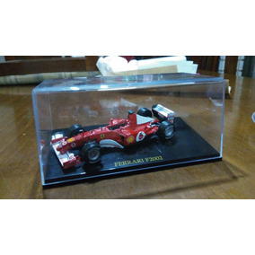 Miniatura F1 Escala 1/43