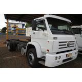 Vw 24220 Worker Truck Com Bomba Injetora Semi-novo