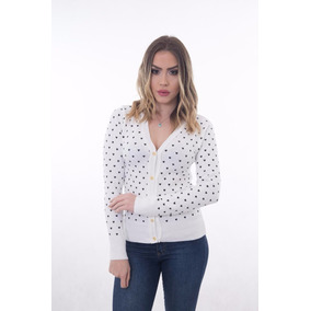 Kit 10 Blusa De Frio Feminina Cardigan Suéter Lã Trico