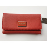 Billetera Guess Original Abree Red