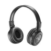 Fone Headphone Super Bass Multilaser Ph111 Preto Mp3 Fm Sd